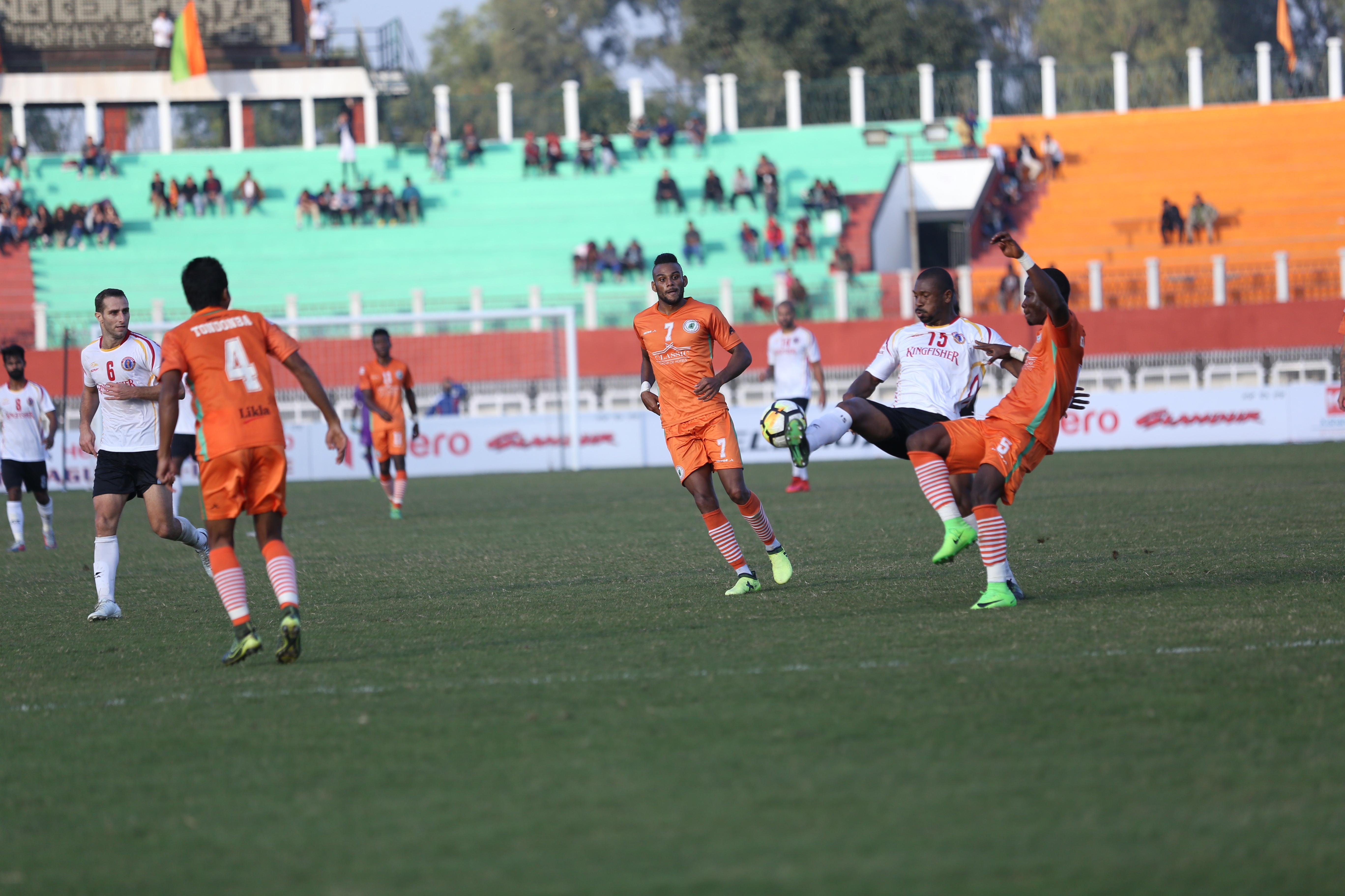NEROCA FC East Bengal 2017/18 I-League