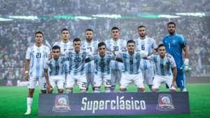 Argentina Brasil Amistoso internacional 16102018