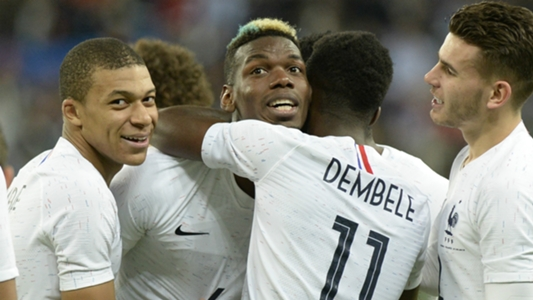 World Cup 2018: Hugo Lloris tells Manchester United star Paul Pogba it is time to be a leader with France ...