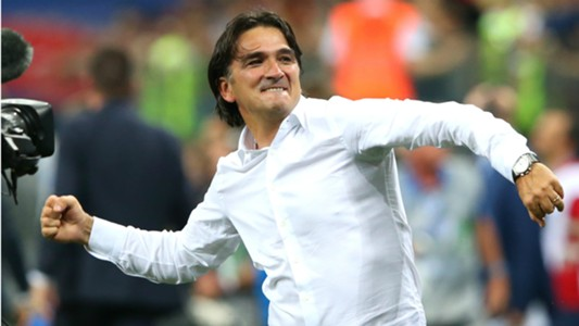 Zlatko Dalic Croatia World Cup 01072018