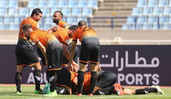 Al Wahda vs Al Wehdat