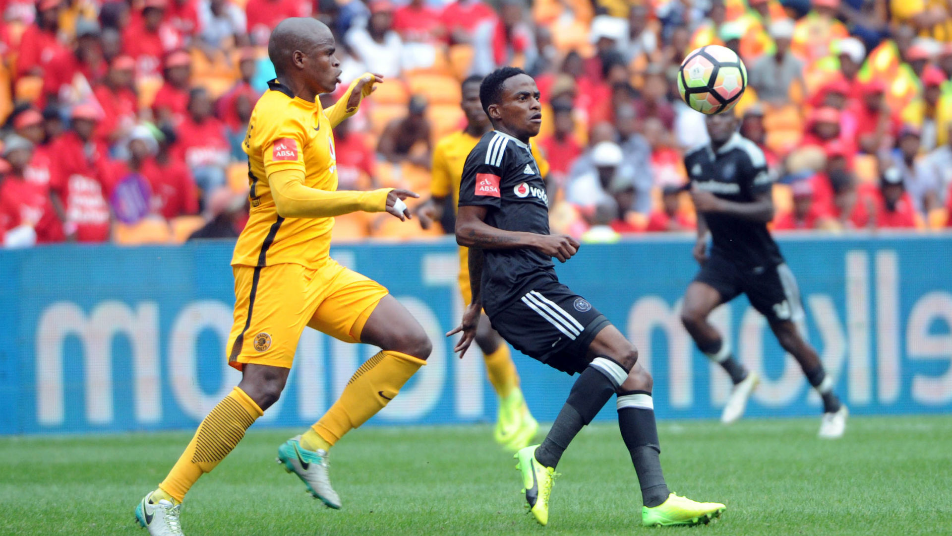 Amakhosi victorious in Carling Cup