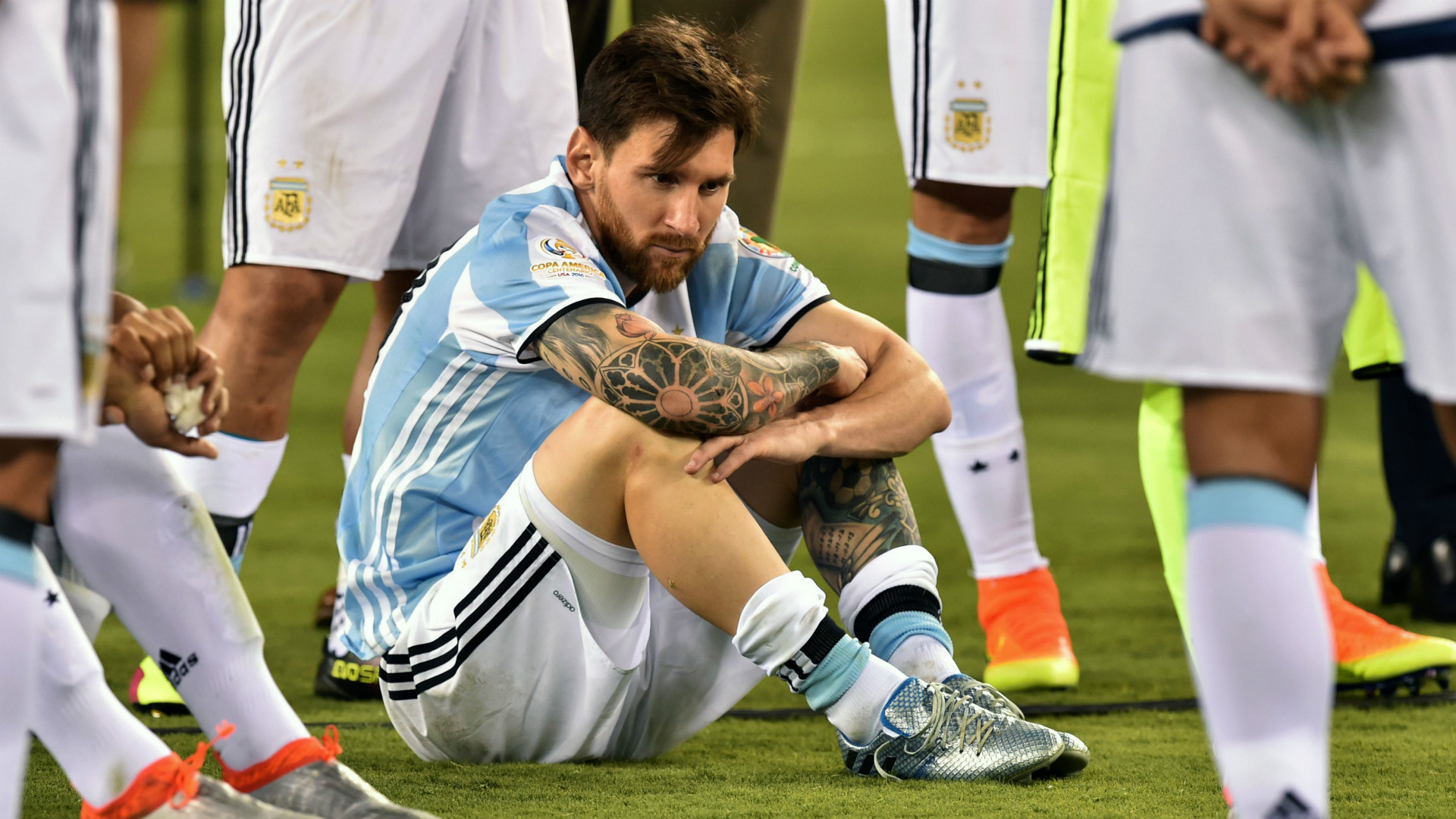 Has Lionel Messi Retired From Argentina S National Team When Could