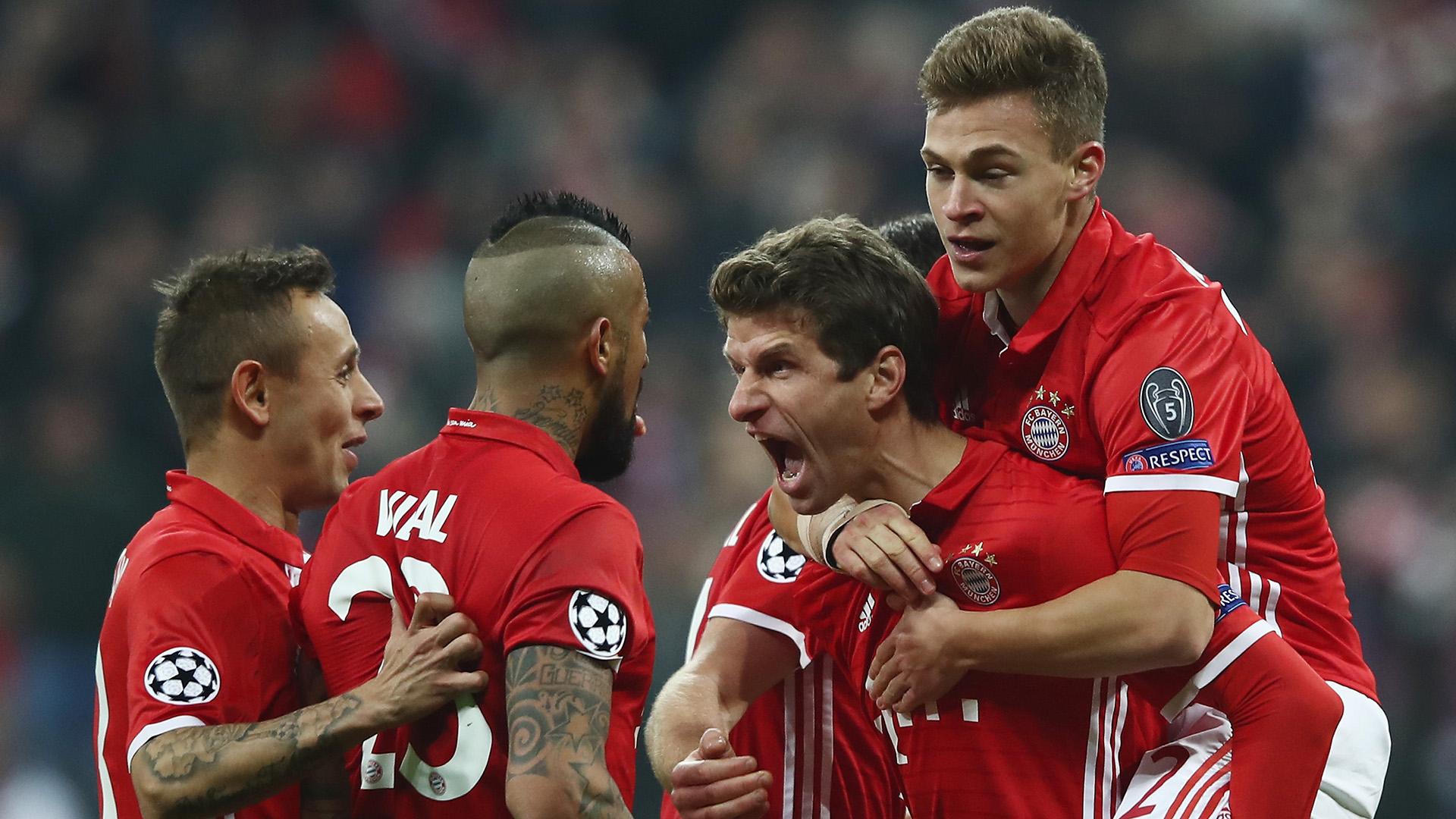 Bayern Munich vs Arsenal