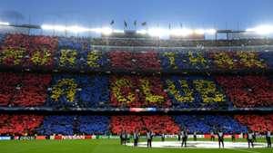 Camp Nou general view