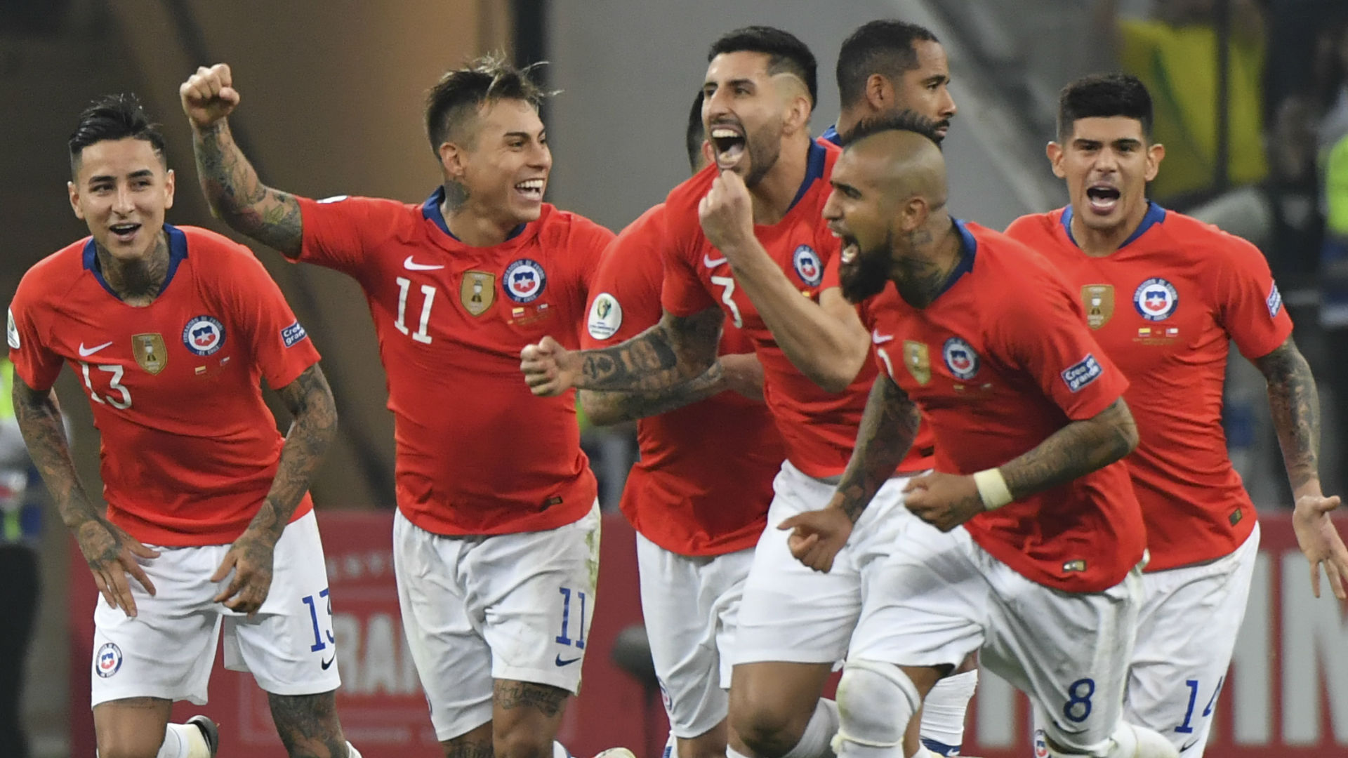 Chile Colombia Copa America