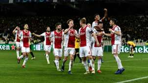 AEK Athens - Ajax Champions League 11272018