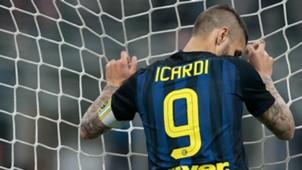 Mauro Icardi Inter Sampdoria Serie A