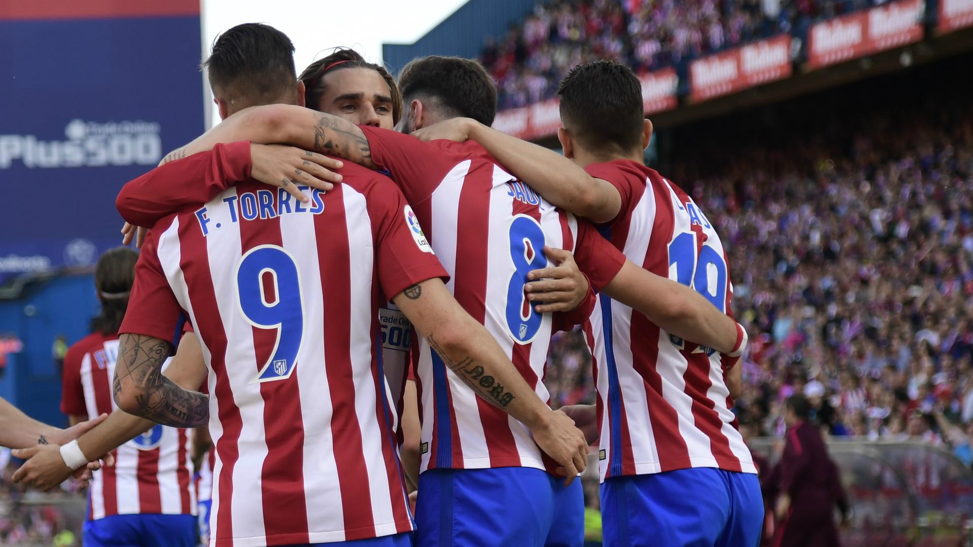 Atletico Madrid Eibar La Liga