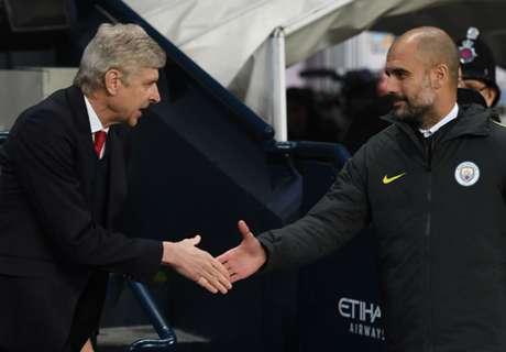 Guardiola soutient Wenger mais ne comprend pas ses reproches