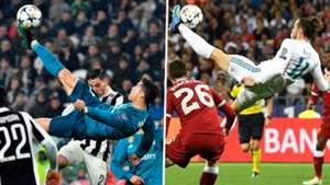 Cristiano Ronaldo Gareth Bale overhead GFX