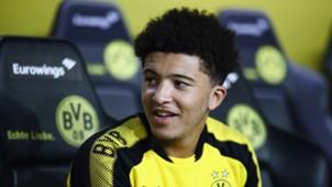 Jadon Sancho Borussia Dortmund Bundesliga 02122017
