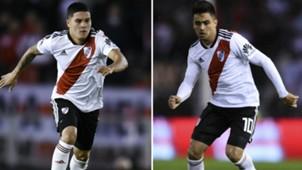 Juanfer Quintero Pity Martinez River Plate