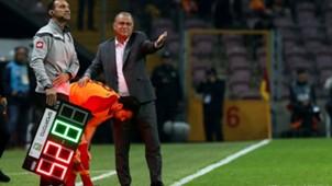 Fatih Terim Selcuk Inan Galatasaray Bursaspor 10192018