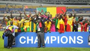 Mali U17 winners