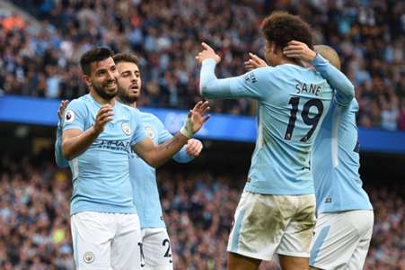 Manchester City Crystal Palace