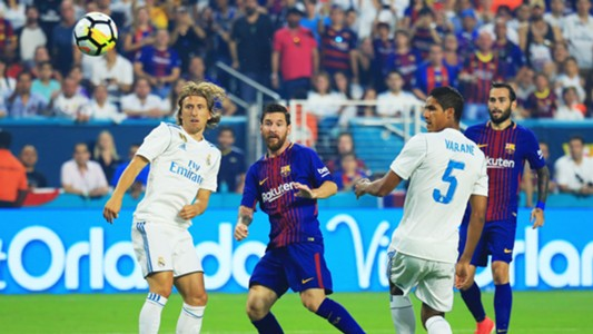 Lionel Messi FC Barcelona Real Madrid ICC
