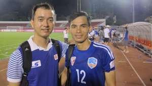 Nguyễn Văn Hậu Quảng Nam V.League 2016