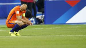 Arjen Robben, France - Netherlands