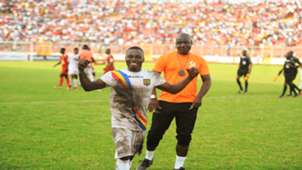 Patrick Razak of Hearts of Oak