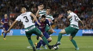 Lionel Messi Barcelona Eibar