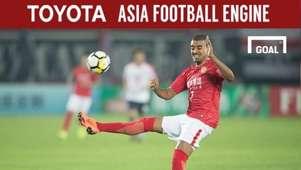 Guangzhou Evergrande Cerezo Osaka AFC Champions League 2018
