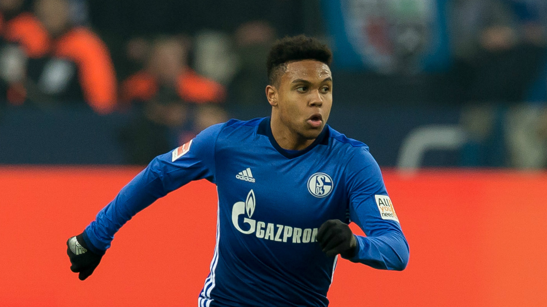 Weston McKennie Schalke 01212018