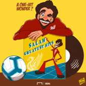 Mohamed Salah Liverpool Cartoon
