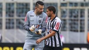 Victor Gabriel Atlético-MG URT Campeonato Mineiro 23042017