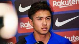 2019-07-19 Abe Hiroki Barcelona