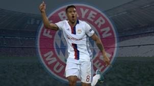 Corentin Tolisso & Parade Transfer Termahal Bayern Munich