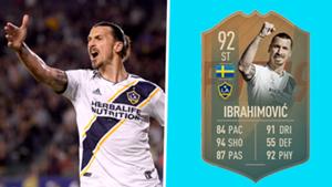 Zlatan Ibrahimovic FIFA GFX