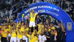Tigres Leon Liga MX 2019