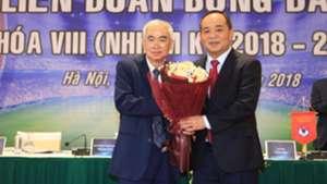 Thứ thưởng Lê Khánh Hải đắc cử Phó chủ tịch VFF khoá 8