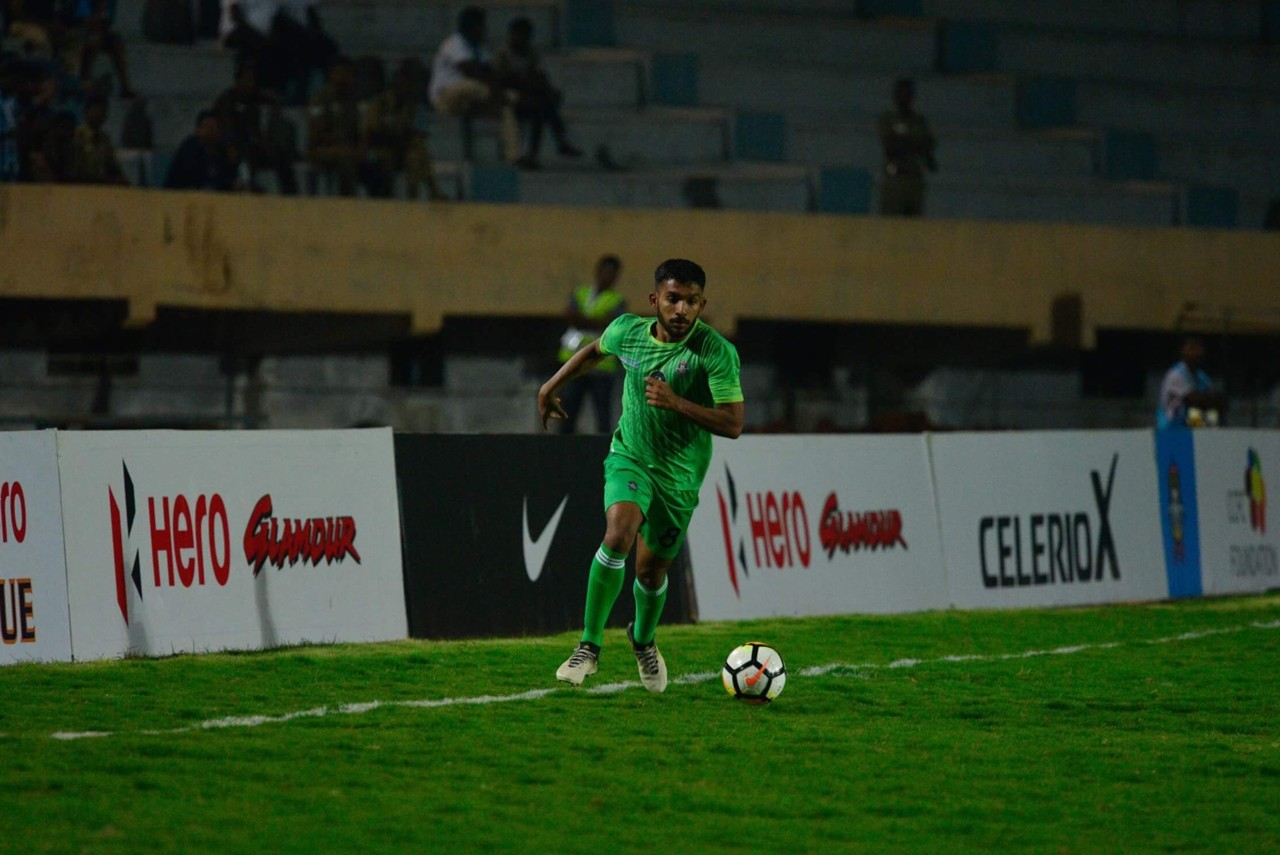 I-League 2018-19: Edwin Vanspaul eyeing top three finish with Chennai City FC