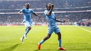 Hugo Rodallega Trabzonspor goal celebration vs Besiktas 12162018