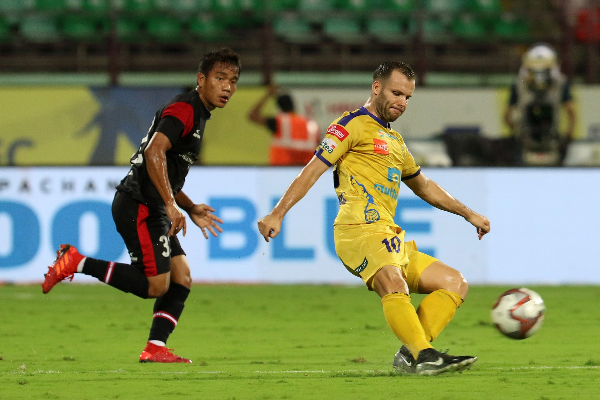Kerala Blasters vs NorthEast United