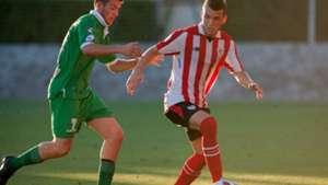 Inigo Vicente Athletic Bilbao
