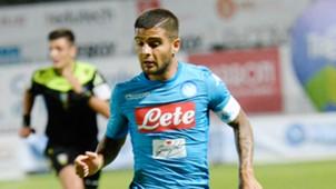 Lorenzo Insigne, Napoli, Serie A, 15072017