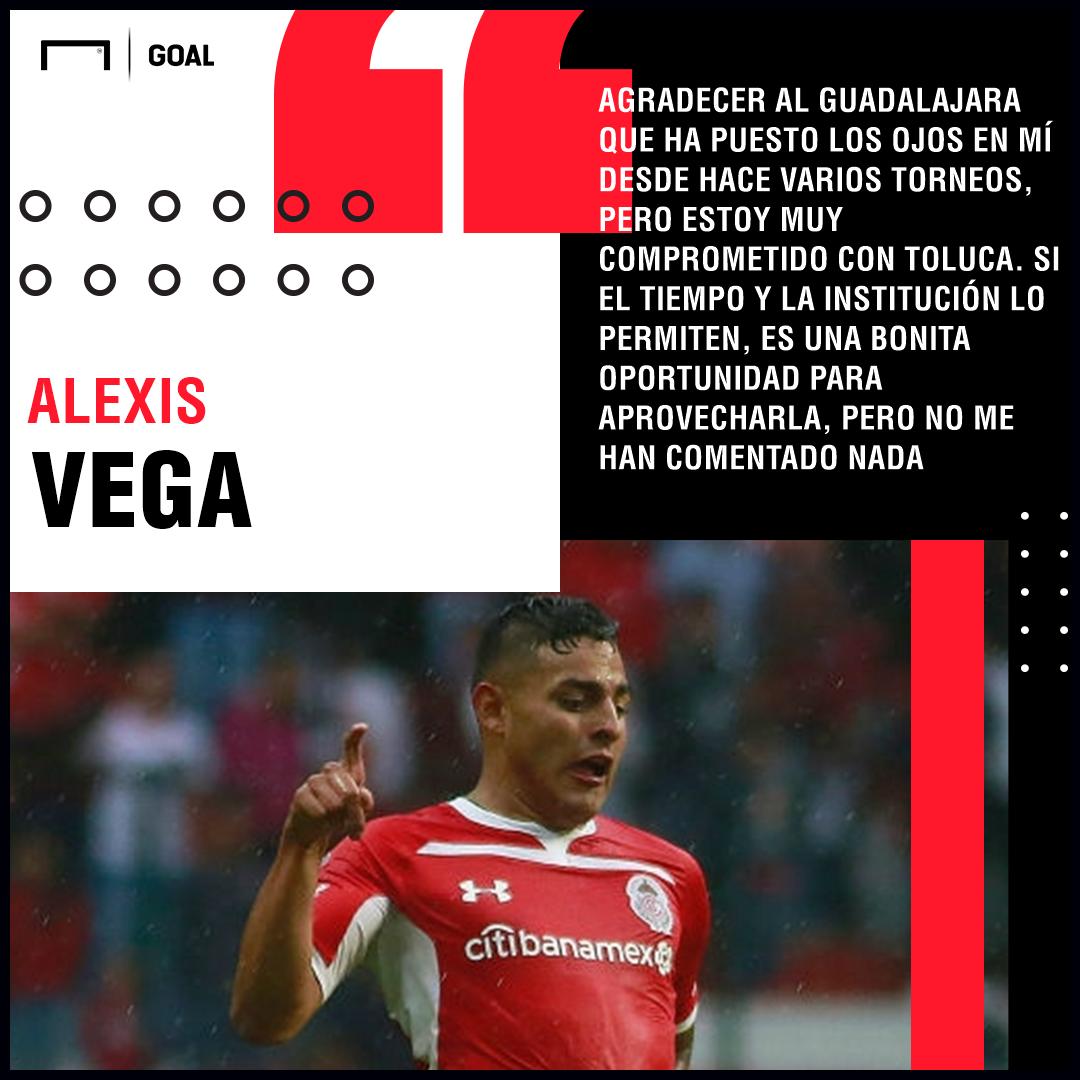 Afiche Alexis Vega