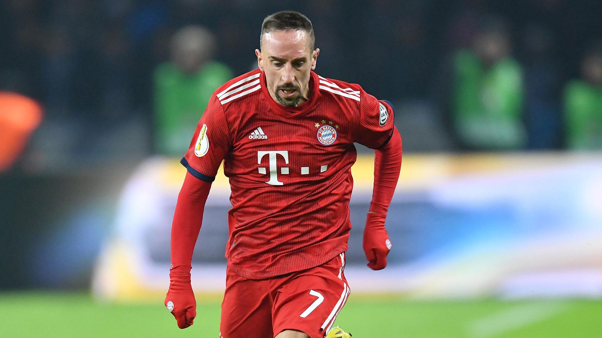 Franck Ribery Bayern München