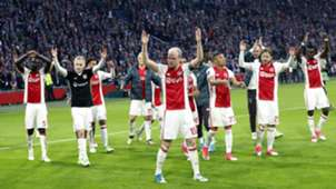 Ajax - Olympique Lyon, Davy Klaassen, Europa League, 03042017
