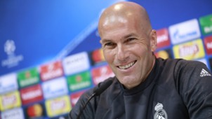 zinedine zidane real madrid champions league 050917