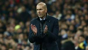 Zinedine Zidane Real Madrid PSG Champions League