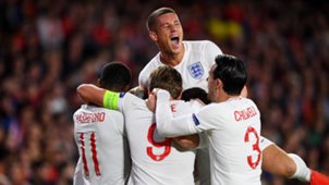 England UEFA Nations League 2018