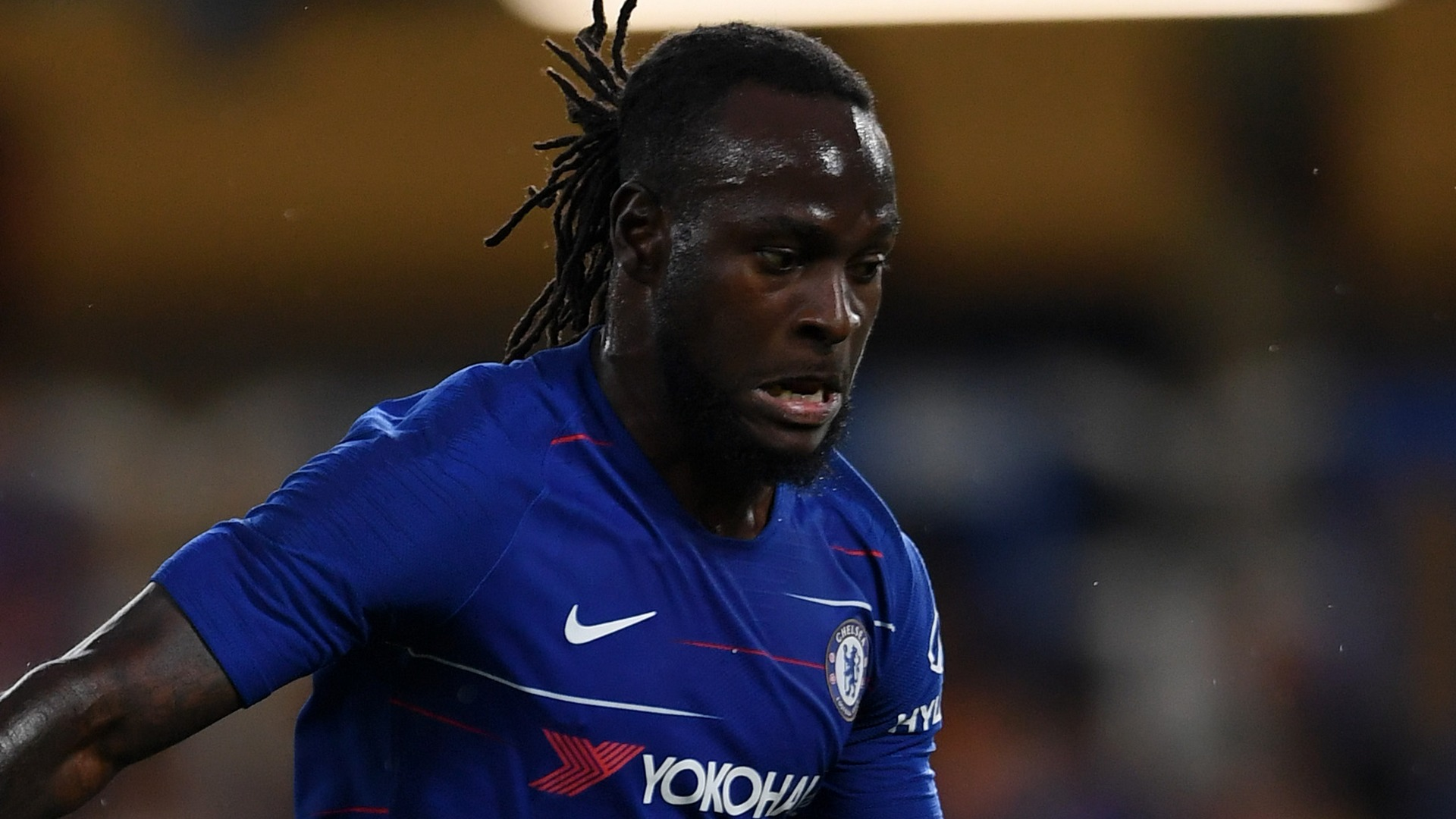 Chelsea's Moses completes loan switch to Fenerbahce