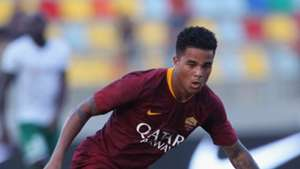 Justin Kluivert, AS Roma, 07202018