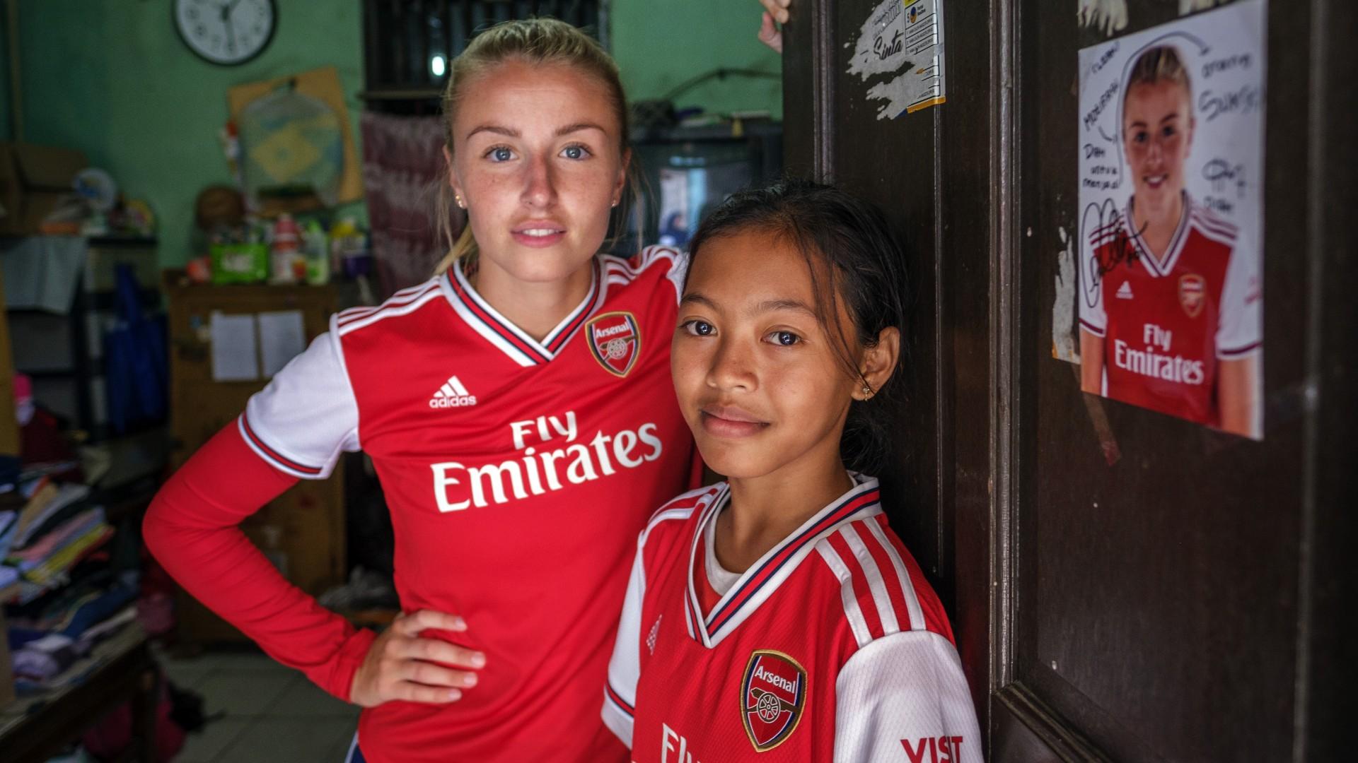 Leah Williamson Arsenal
