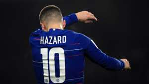 Eden Hazard Chelsea 2019