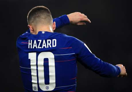 Hasselbaink tells Chelsea after ban: Get Hazard signed!